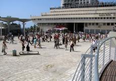 מצעד הגאווה, כיכר אתרים