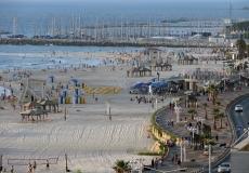 חוף גורדון וחוף פרישמן