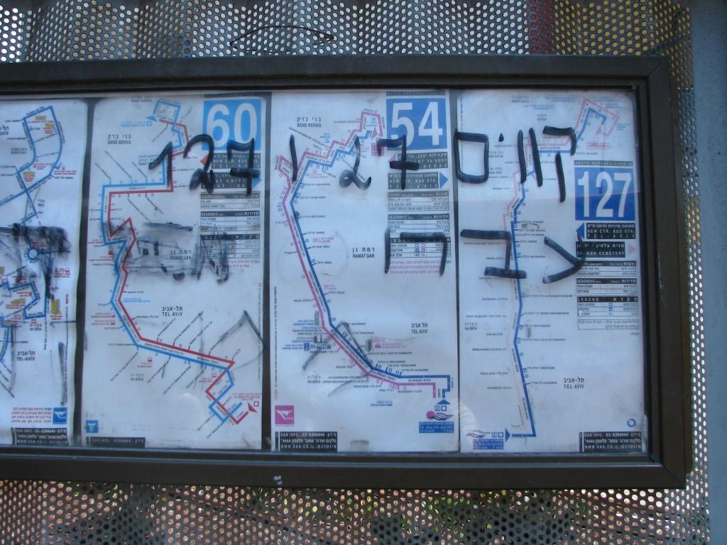ביטול תחנה באמצעות קישקוש בטוש לורד על גבי המפות