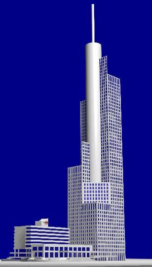 התכנית מגדל נצבא, תחילת שנות ה-2000