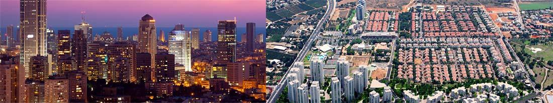 מגורים הוא נטל כלכלי, ומשרדים הוא נכס כלכלי, עבור כל עירייה.